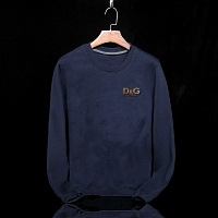Dolce & Gabbana D&G Hoodies Long Sleeved For Men #367583