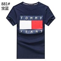 Tommy Hilfiger T-Shirts Short Sleeved For Men #367857