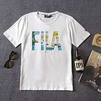 FILA T-Shirts Short Sleeved For Men #368033