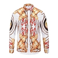 Versace Shirts Long Sleeved For Men #368149