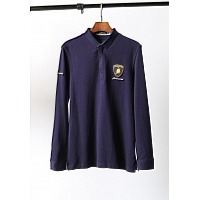 Lamborghini T-Shirts Long Sleeved For Men #369104