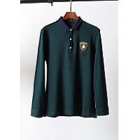 Lamborghini T-Shirts Long Sleeved For Men #369106