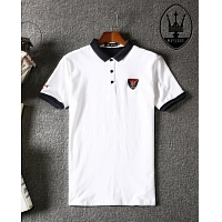 Maserati T-Shirts Short Sleeved For Men #369123