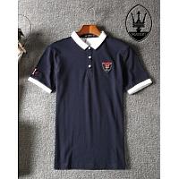 Maserati T-Shirts Short Sleeved For Men #369126