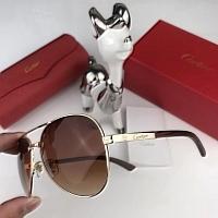 Cartier AAA Quality Sunglasses #373009