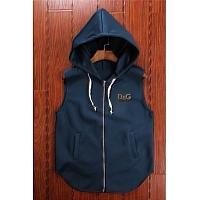 Dolce & Gabbana D&G Vests Sleeveless For Men #373078