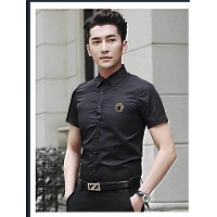 Versace Shirts Short Sleeved For Men #373160