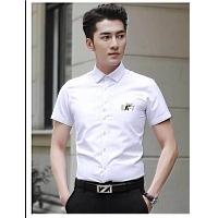 Armani Shirts Short Sleeved For Men #373170