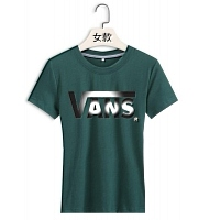 VANS T-Shirts Short Sleeved For Women #375042