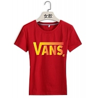 VANS T-Shirts Short Sleeved For Women #375063