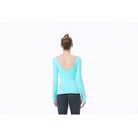 Yoga T-Shirts Long Sleeved For Women #375560