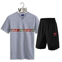 Adidas Tracksuits Short Sleeved For Men #375869
