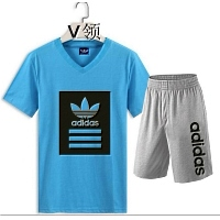 Adidas Tracksuits Short Sleeved For Men #375906