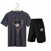 Adidas Tracksuits Short Sleeved For Men #376121