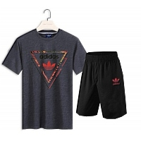 Adidas Tracksuits Short Sleeved For Men #376122