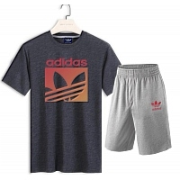 Adidas Tracksuits Short Sleeved For Men #376125