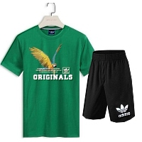 Adidas Tracksuits Short Sleeved For Men #376229