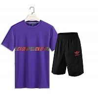 Adidas Tracksuits Short Sleeved For Men #376252