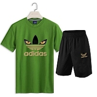 Adidas Tracksuits Short Sleeved For Men #376360