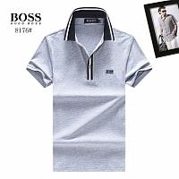 Boss T-Shirts Short Sleeved For Men #378013
