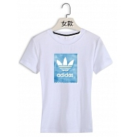 Adidas T-Shirts Short Sleeved For Women #379532