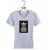 Adidas T-Shirts Short Sleeved For Women #379917