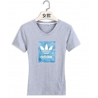 Adidas T-Shirts Short Sleeved For Women #379927