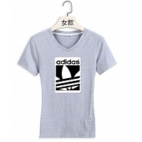 Adidas T-Shirts Short Sleeved For Women #379946