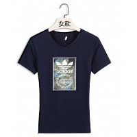 Adidas T-Shirts Short Sleeved For Women #380026