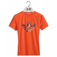 Adidas T-Shirts Short Sleeved For Women #380258