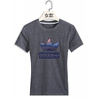 Adidas T-Shirts Short Sleeved For Women #380403