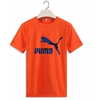 Puma T-Shirts Short Sleeved For Men #380741