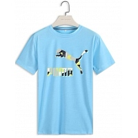 Puma T-Shirts Short Sleeved For Men #380790