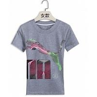 Puma T-Shirts Short Sleeved For Women #381161