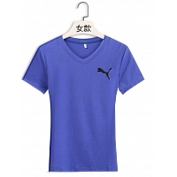 Puma T-Shirts Short Sleeved For Women #381572