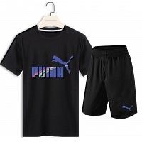 Puma Tracksuits Short Sleeved For Men #381971