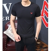 Armani T-Shirts Short Sleeved For Men #382835