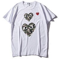 Play T-Shirts Short Sleeved For Unisex #383062