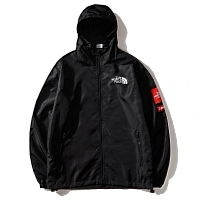 The North Face & Supreme Windbreaker Long Sleeved For Men #383137