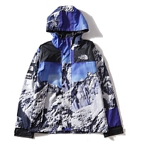The North Face & Supreme Windbreaker Long Sleeved For Men #383141