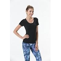 Yoga T-Shirts Short Sleeved For Women #385083