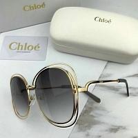 Chloe AAA Quality Sunglasses #385178
