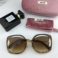 MIU MIU AAA Quality Sunglasses #385723