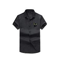 Fendi Shirts Short Sleeved For Men #386188