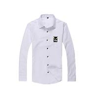 Fendi Shirts Long Sleeved For Men #386195