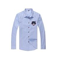 Kenzo Shirts Long Sleeved For Men #386250