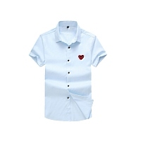 Play Shirts Short Sleeved For Men #386266