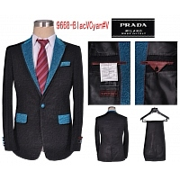 Prada Two-Piece Suits Long Sleeved For Men #387342