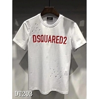 Dsquared T-Shirts Short Sleeved For Men #387817