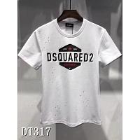 Dsquared T-Shirts Short Sleeved For Men #387868